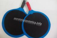 Electrodos silicona-carbono