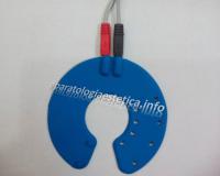 Electrodos pecho