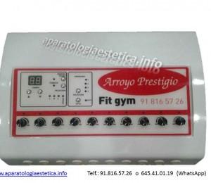 equipo eléctroestimulación