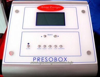 Equipo Presoterapia - PresoBox