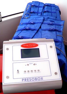 Equipo Presoterapia - PresoBox infrarrojos