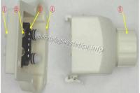 Conector para manipulo IPL