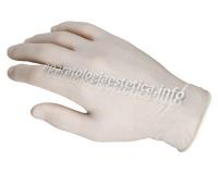 guantes látex