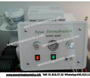 aparato hidrodermoabrasión