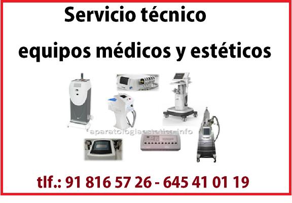 servicio-técnico-aparatologíaestética