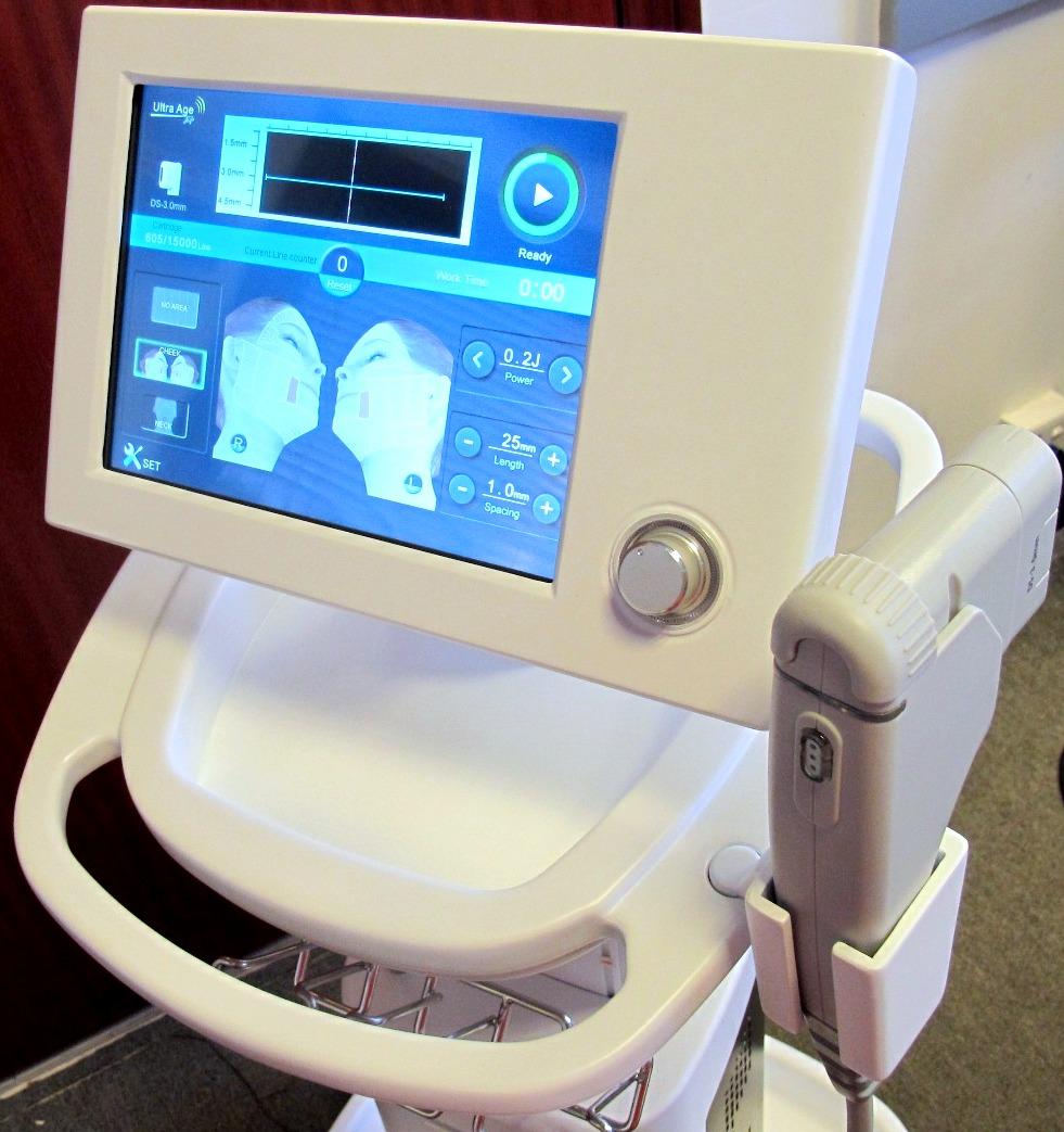 Equipos ultrasonido focalizado (HIFU) de nueva generación