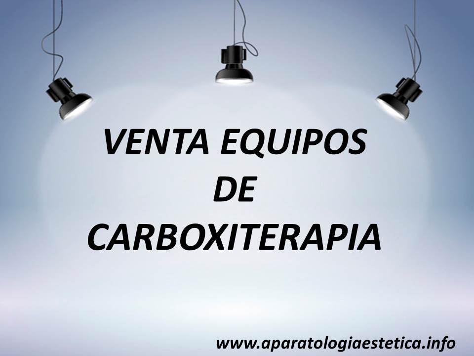 CARBOXITERAPIA FLACIDEZ