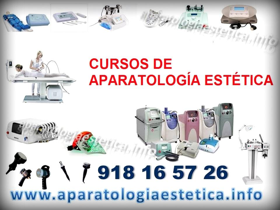 Cursos-aparatología-estética-Madrid