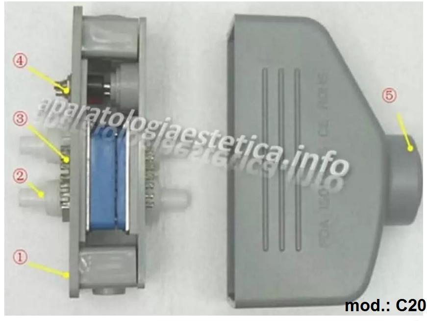 conector manipulo ipl c20