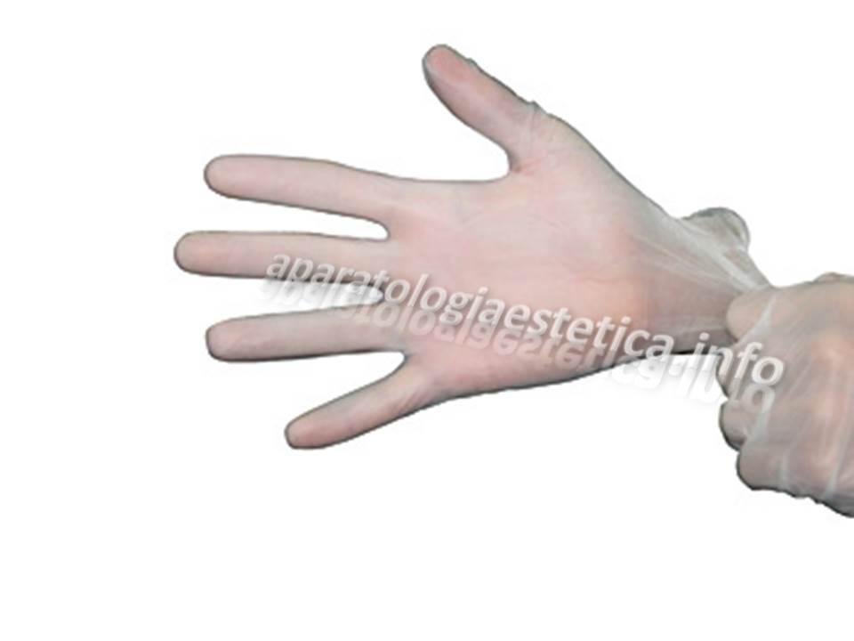 guantes vinilo