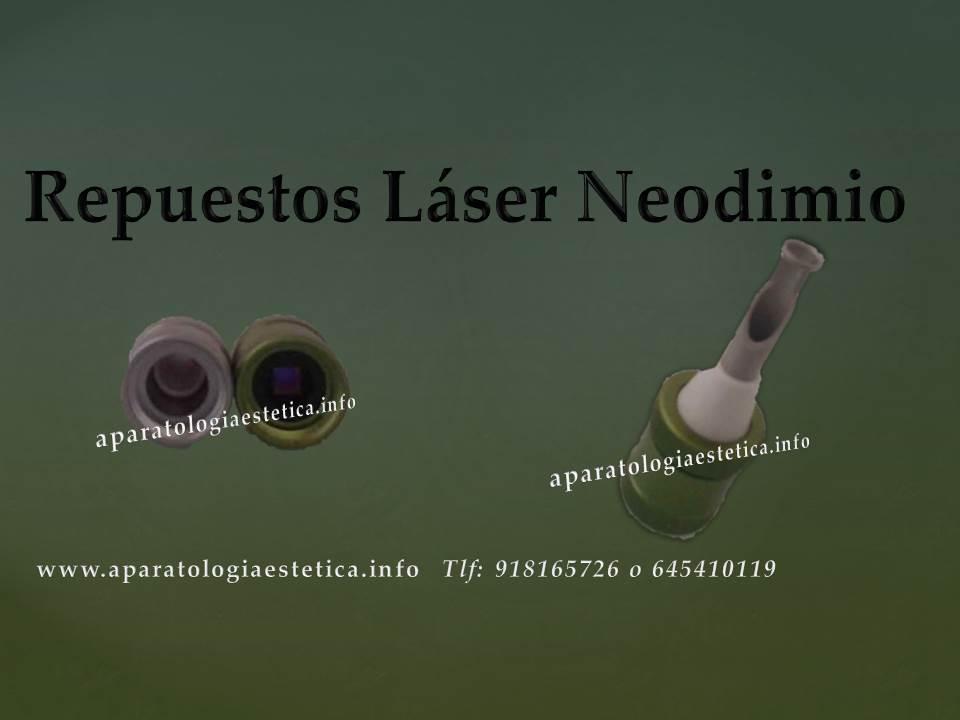 lentes láser neodimio