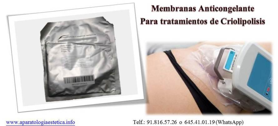 membranas anticongelantes