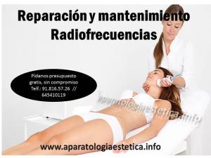 reparación radiofrecuencia