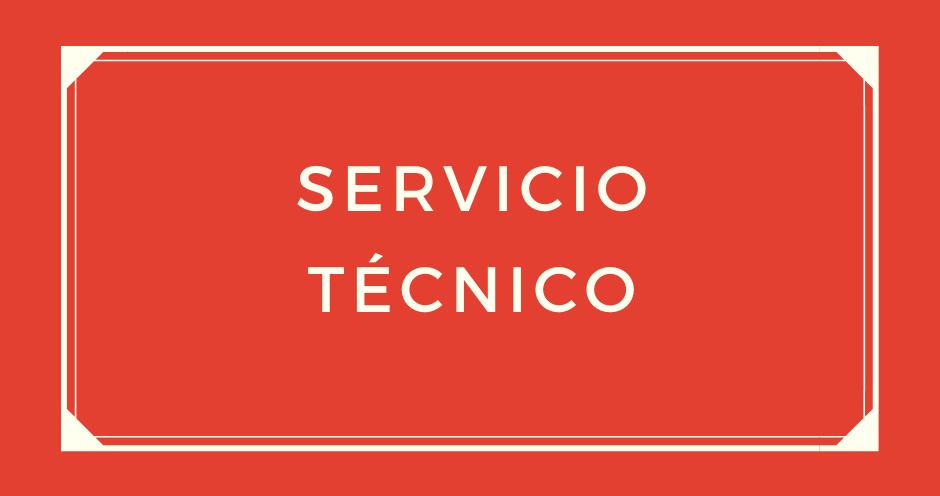 SERVICIO TECNICO APARATOLOGIA ESTETICA